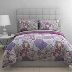 East End Living Serenity Complete Bed-in-a-Bag Bedding Set. I also like the Formula multi-floral bed in a bag and the Formula ditsy floral bed in a bag, all are cute but are in order of cuteness.