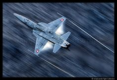 Tiger at Axalp by Ismael Jordá on Airplane War, Airplanes, Military Jets, Military Aircraft, Fighter Aircraft, Fighter Jets, Drones, Panning Photography, Iran Air