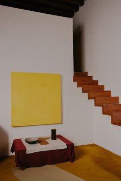 MARINA DENISOVA Attic Stairs, Spanish Revival, Lighting Design, Guest Room, Minimalist, Cozy, Living Room, Interior Design, Bedroom