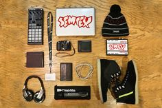 Picture of Essentials: DJ Semtex