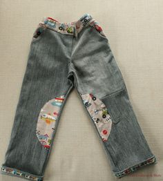 Jeans Ottobre enfant 98 cm