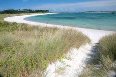 Isles of Scilly – Cornwall, England Best Uk Beaches, British Beaches, Most Beautiful Beaches, Beautiful Places, British Seaside, British Summer, Amazing Places, Cornwall Coast, Cornwall England