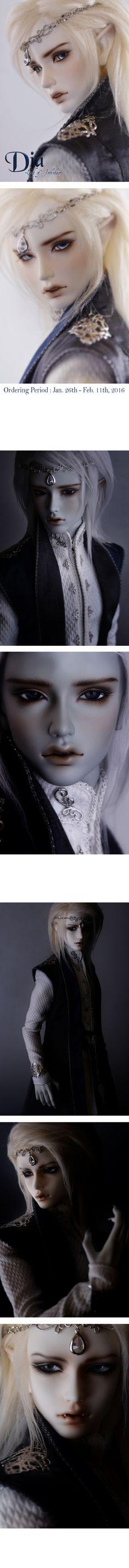 Soom Dia Elf/Vampire