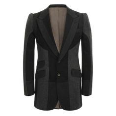 Alexander McQueen, Patchwork Jacket