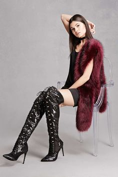 Product Name:Sequined Over-the-Knee Boots, Category:Shoes, Price:49