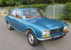 Peugeot 504 TI Berline 1972