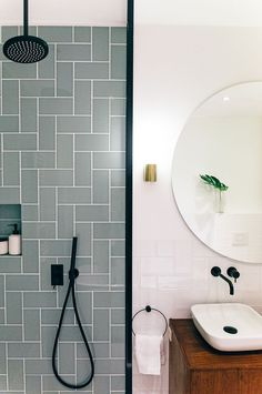 bathroom remodel shiplap is categorically important for your home. Whether you choose the bathroom remodel shiplap or remodeling bathroom ideas, you will make the best small bathroom storage ideas for your own life. Bathroom Renos, Bathroom Fixtures, Bathroom Renovations, Bathroom Ideas, Bathroom Taps, Bathroom Inspo, Shower Ideas, Ocean Bathroom, Relaxing Bathroom