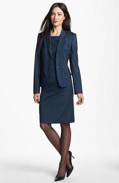 BOSS HUGO BOSS Jacket & Sheath Dress  available at #Nordstrom