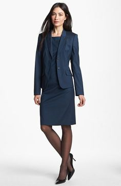 BOSS HUGO BOSS Jacket & Sheath Dress  available at #Nordstrom