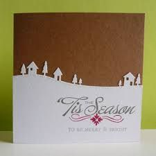 Image result for cards made with  memory box die knitting supplies