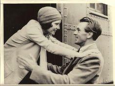 Lupe Velez and Gary Cooper 1929