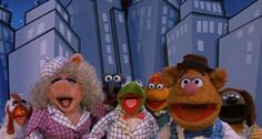 """""""The Muppets"""" Are Coming Back to T.V."""