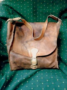 Large bag in florence leather handmade