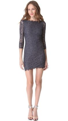 Diane von Furstenberg Zarita Lace Dress. This is also the dress Catherine Giudici wore during The Bachelors After The Rose Ceremony.