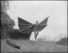 I believe I can fly, c.1930s