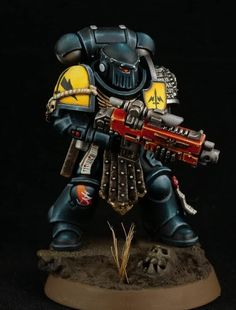 Guardia Imperial 40k, Silly Games, Grey Knights, Deathwatch, Imperial Fist, Warhammer Models, Warhammer 40k Miniatures, Mini Paintings, Warhammer 40000