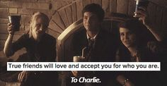 """24 Essential Life Lessons """"The Perks Of Being A Wallflower"""" Taught Us"""