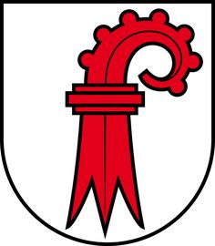 Coat of arms of Kanton Basel-Landschaft.svg > Coat of arms of Basel-Country in the Switzerland.