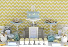 baby elephant first birthday party from the post - from the post 24 first birthday party ideas for boys - awesome resource for theme ideas www.spaceshipsandlaserbeams.com