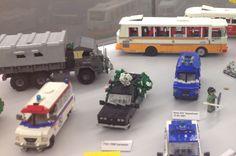 Lego Autosan, Nysa, Star, Fiat karawan