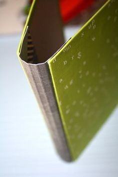 minialbum great cover tutorial for bind it all #zutter binding