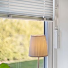 MOVE is a Bluetooth controlled motor for new and existing blinds and shades. Make your blinds and shades at home smart within minutes and control them directly from your smartphone or tablet. Motorized Blinds, Shades Blinds, Roller Blinds, Home Automation, Lighting, Cord, Bluetooth, Smartphone, House Ideas
