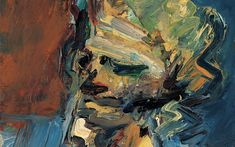 Catherine Lampert, a former director of the Whitechapel Gallery and author of a new book on Frank Auerbach, has curated a major retrospective on the artist. She is also painted by Auerbach every week Frank Auerbach, A Level Art, Artwork Images, Royal College Of Art, Conceptual Art, Painting Inspiration, Art Photography, Fine Art, Portrait Paintings