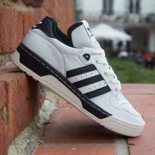 adidas RIVALRY LO NEOWHI/BLACK1/WHTVAP