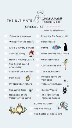 Studio Ghibli Movie List, Studio Ghibli Films, Studio Ghibli Art, Secret World Of Arrietty, The Secret World, Animes To Watch, Anime Watch, Studio Ghibli Background, When Marnie Was There