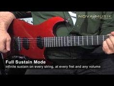 Novamusik.com Moog E1 Guitar Full Demo