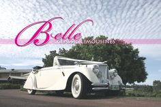 Our classic wedding cars at Sittella Winery in the Swan Valley