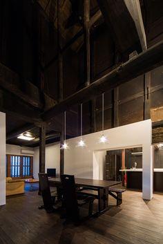 當麻寺の家 | ASJ(アーキテクツ・スタジオ・ジャパン(株))による竣工作品の詳細です。
