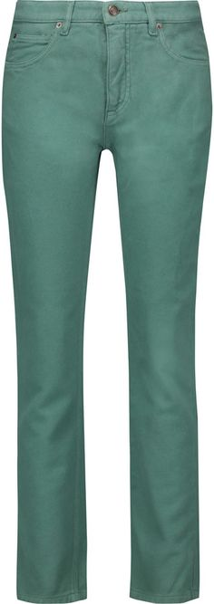 See by Chloé Cotton-corduroy skinny pants