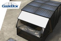 GazeBox Luxury Carport, CarStorage, MotorcycleShed, Garage for your vehicles! Modern Gazebo, Portable Garage, Tesla Owner, Car Storage, Electric Car, Collector Cars, Solar Panels, Graffiti, Snow