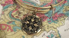 Spotlight on: Compass Charm Bangle | ALEX AND ANI | Daily 401
