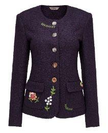 Joe Browns Elegant Embroidered Jacket