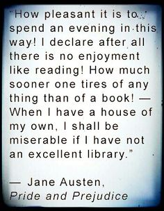 Jane Austen ~ Pride and Prejudice
