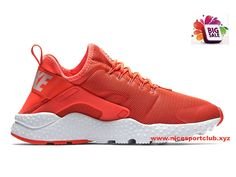 info for 51ad7 104d2 Nike Air Huarache Ultra Femme Pas Cher Rouge 819151 600 Chaussure Running,  Cramoisi, Chaussures Nike