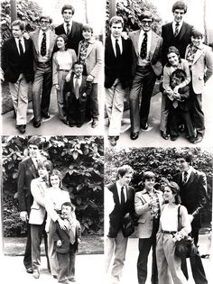 Harrison Ford, Dave Prowse, Peter Mayhew, Carrie Fisher, Mark Hamill and Kenny Baker. I just wanna know why Harrison was not in the ascending/descending photo? Peter Mayhew, Mark Hamill, Harrison Ford, Carrie Fisher, Dave Prowse, Kenny Baker, Star Wars Cast, Princesa Leia, Han And Leia
