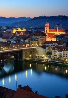 Maribor, Lent - Slovenia (Maribor's Venice)