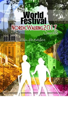 2017 - World Festival of Nordic Walking November 2017 . 1 week programm NO Talks-- JUST Walks