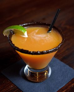 La Sandia's Habanero Blood Orange Margarita Recipe