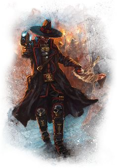 Fantasy Flight Games [News] - Into the Dark… --- This guy reminds me of Harry Dresden :)