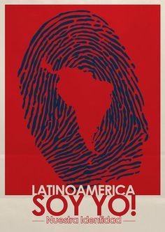 South America Map, Latin America, Tattoo America, Latina Tattoo, Arte Latina, Political Logos, Latino Art, Circular Logo, Album Cover Design