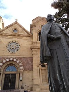 St Francis Cathedral  Santa Fe New Mexico