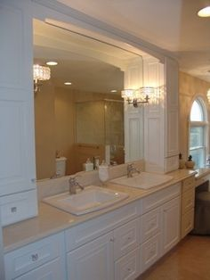 bathroom upper cabinet ideas upper cabinet sitting on counter