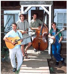 Yonder Mountain String Band - Rock the Earth Summer Tours 2004 and 2006 (Acoustic Planet) and 2005 (Big Summer Classic).