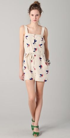 marc by marc jacobs romper