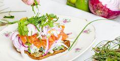 Celebramos el Día Mundial del Pan con bocadillos de salmón ahumado #blogROYAL