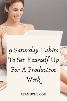 Sundays can be seen as a fresh turn of the week, these 9 things to do every Sunday ensures that you have a productive, great week ahead. University Tips, Sunday Routine, Time Management Tips, Self Improvement Tips, Self Care Routine, Career Advice, Best Self, Better Life, Self Help